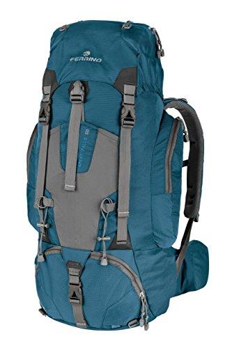 Ferrino Great Falls Zaino Trekking, Blu, 50 l