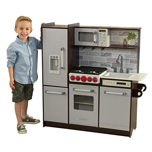 KidKraft Ultimate Elite Play Kitchen with Ez Kraft Assembly Now $149.99 (Was $199.99)