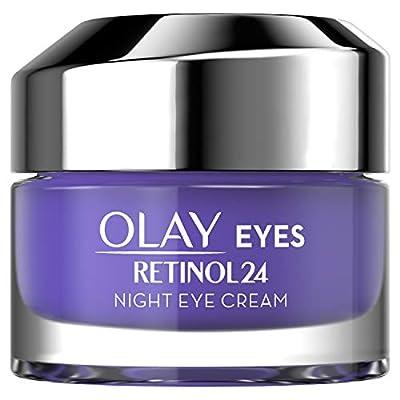 Olay Regenerist Retinol24 Night Eye Cream Moisturiser Fragrance Free With Retinol and Vitamin B3, 15ml by Procter Gamble