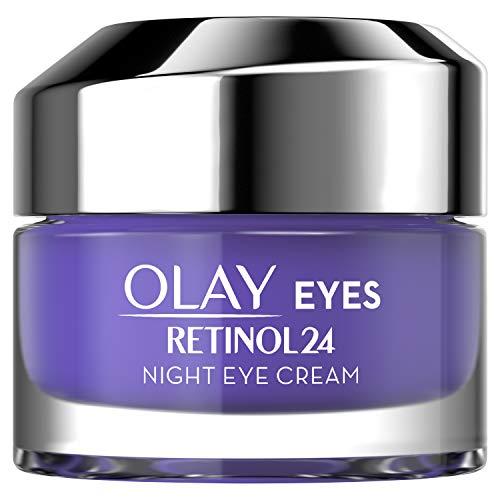 Olay Retinol24 Augencreme Für Die Nacht Mit Retinol Und Vitamin B3 15ml, 1 stück