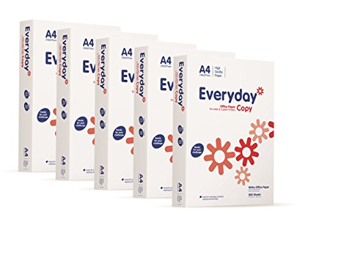 Everyday Papel A48 g 5x Reams (2,500 Sheets) - 1x Box