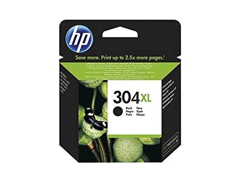 Deskjet 3730 HP 304 XL N9K08AE - Cartucho de tinta para impresora HP 304XL
