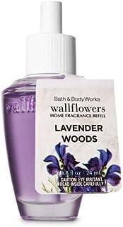【Bath&Body Works/バス&ボディワークス】 ルームフレグランス 詰替えリフィル ラベンダーウッズ Wallflowers Home Fragrance Refill Lavender Woods [並行輸入品]