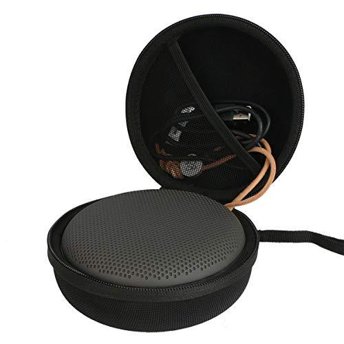 Khanka Duro Viaje Estuche Bolso Funda para BB&O PLAY by Bang & Olufsen A1 Altavoz inalámbrico Bluetooth Speaker