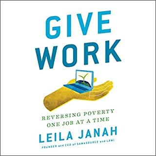 Give Work audiobook cover art