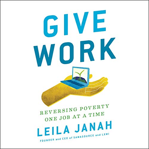 Couverture de Give Work