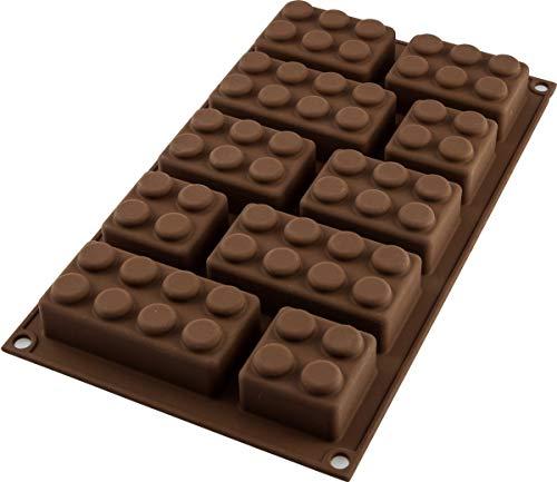 Silikomart 196007 Schokoladenform Choco Block