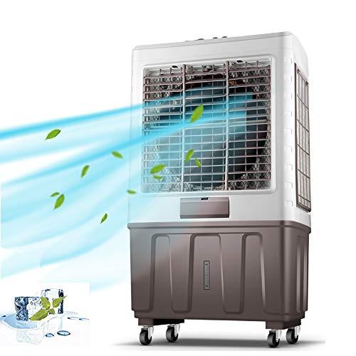 ZMCOV Raffrescatore D Aria Air Raffreddatore Ventilatore Purificatore Umidificatore Ideale per Casa Ufficio,6000BTU