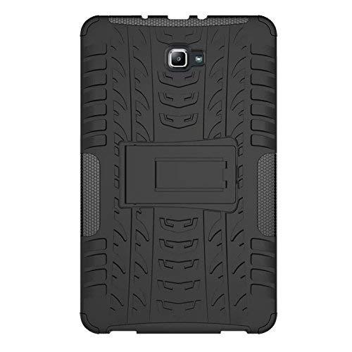 KATUMO Tablet Hülle für Samsung Galaxy Tab A6 2016 Hülle Stoßfest für SM-T580/SM-T585 Schutzhülle Silikon Tab A 10.1 2016