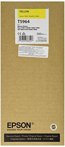 Epson UltraChrome HDR Ink Cartridge - 350ml Yellow (T596400)