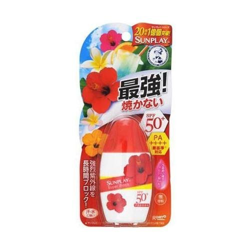 Rohto Mentholatum Sunplay Super Block Sunscreen 30g
