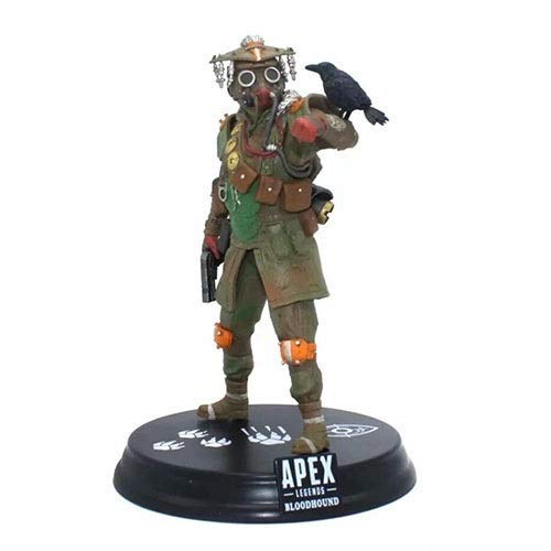 Value for money Jeu Apex Legends Wraith/Bloodhound Statue PVC Apex Legends Figure Collection Modèle Toy Modèle Collection Cadeau d'anniversaire pour La Décoration De Voiture