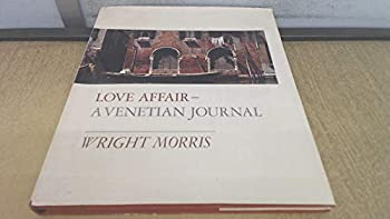 Love Affair - A Venetian Journal 006013092X Book Cover
