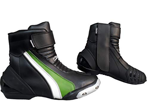 Stivali Stivaletti bassi da per moto WinNet con protezioni (40 EU)
