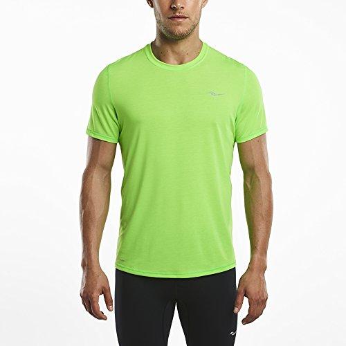 Saucony Men's Freedom Short Sleeve Shirt