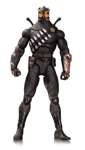 """Based on designs from the artist of DC Comics' best-selling Batman title Part of the first wave in an all new DC Collectibles Designer Series Measures 6.75"""" high Exceptional detail Limited edition"""