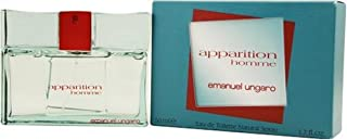 Apparition Homme By Emanuel Ungaro For Men. Eau De Toilette Spray 1.7 Oz.