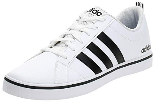 ADIDAS Sneakers, Zapatillas para Hombre, Blanco (Footwear White/Core Black/Blue 0), 43 1/3...
