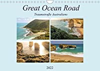 Great Ocean Road - Traumstrasse Australiens (Wandkalender 2022 DIN A4 quer): Die schoensten Landschaften der beruehmten Great Ocean Road (Monatskalender, 14 Seiten )