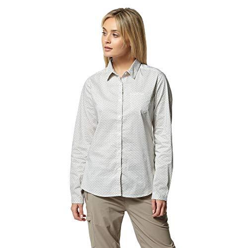Craghoppers NosiLife Verona Langarm Shirt Women - Bluse mit Schutz vor Insekten