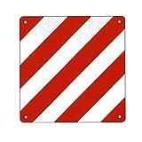 GAT 1178423 Cartello Carico Sporgente in Alluminio Omologato