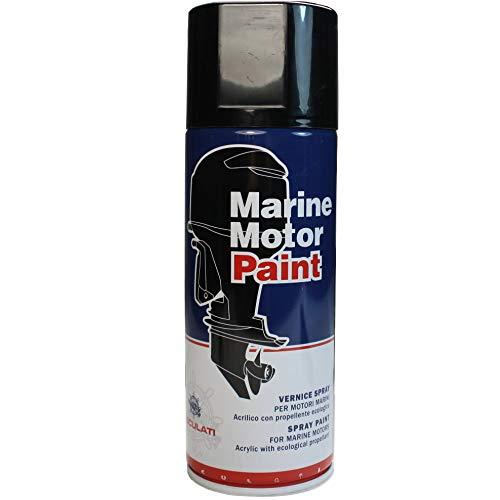 400 ml Antifouling für Propeller Bugstrahlruder Z-Antrieb und Außenborder in Volvo Penta grau