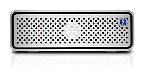 G-Technology G-DRIVE 6TB Enterprise Klass 7200 RPM, 250MB/s, mit Thunderbolt 3, USB-C, 5 Jahre Garantie