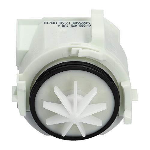 LUTH Premium Profi Parts Ablaufpumpe Pumpe für Bosch Siemens Neff Constructa 00620774 620774 Küppersbusch 437845 für Spülmaschine Geschirrspüler