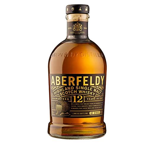 Aberfeldy 12 Years Old Whisky mit Geschenkverpackung (1 x 0.7 l)