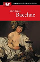 Best euripides bacchae translation Reviews