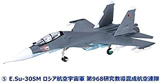 1/144スケール WORK SHOP Vol.35 フランカーファミリー [5.E.Su-30SM ロシア航空宇宙軍 第968研究教導混成航空連隊](単品)