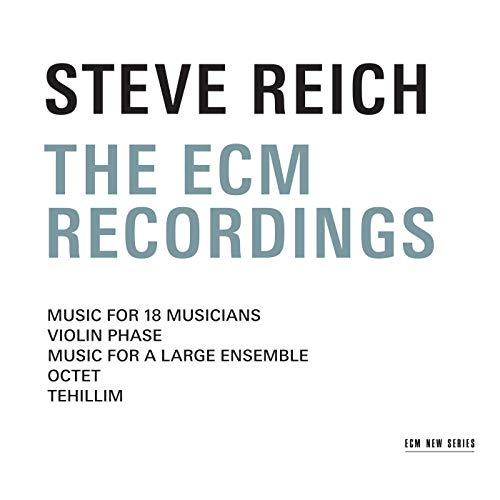 Price comparison product image Steve Reich - The ECM Recordings [3 CD]