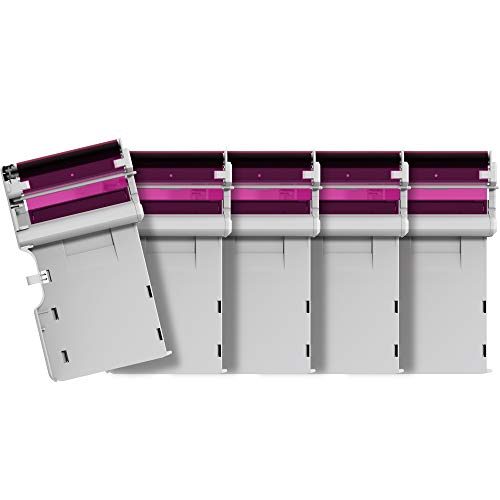 Kodak Mini Fotodruckerpatrone MC – All-in-One Papier und Farbtintenpatrone Nachfüllung – 50er Pack - KOMPATIBEL mit Mini Shot Kamera, Mini 2 Drucker