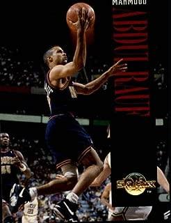 1994-95 SkyBox Premium #40 Mahmoud Abdul-Rauf NBA Basketball Trading Card