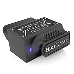 BlueDriver Bluetooth OBD2 Scanner