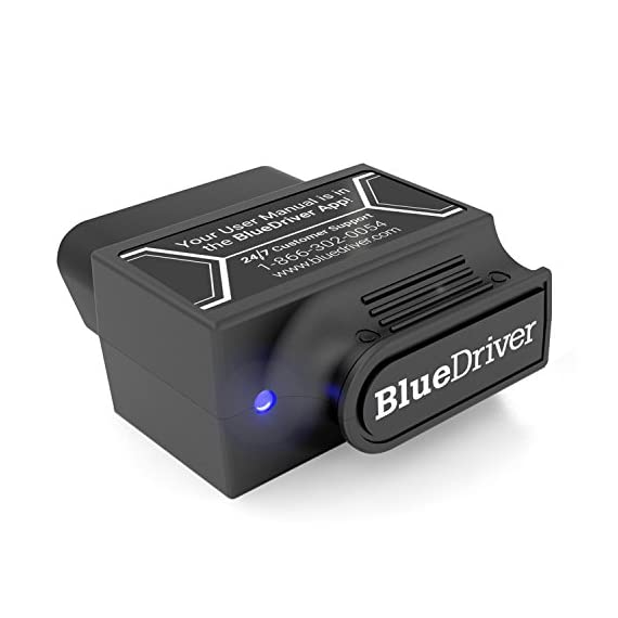 Bluedriver bluetooth pro obdii scan tool for iphone & android 1 read and clear your check engine light and all other vehicle systems. Get your unlimited free vehicle specific repair reports, generated from our database of millions of fixes verified by professional automotive technicians as easy to use as a code reader with all the capabilities of an expensive handheld scan tool, plus the benefits of your smartphone or tablet (free app updates, portability, saving data, interactive graphing of live data) officially licensed and certified for apple and android devices