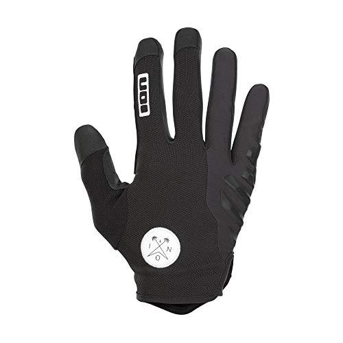 Ion Scrub Amp MX DH FR Fahrrad Handschuhe lang schwarz 2021: Größe: M (8.5-9)