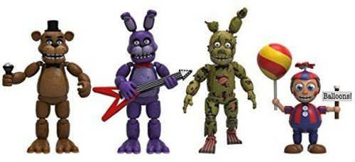 Funko Pack 4 figuras Five Nights at Freddy's