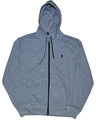 Polo Ralph Lauren Herren Doppelstrick Full Zip Hoodie -  mehrfarbig -  Mittel