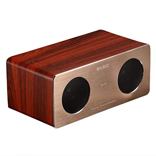 LICHUXIN Bluetooth Efecto de Sonido del Altavoz 3D, Sonido Envolvente estéreo de...