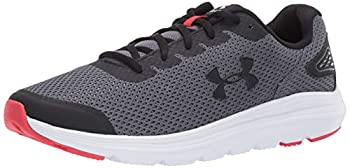 Under Armour Men s Surge 2 Running Shoe Pitch Gray  100 /White 10.5