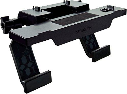Speedlink Tork Kamerahalter für PlayStation 4/PS4-Kamera (variabel einstellbar für TV/Monitor bis 7,5cm Tiefe) schwarz