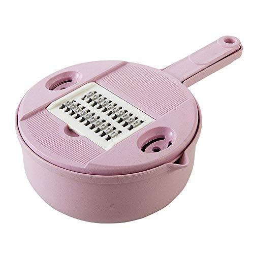ZHUANYIYI Rallador de Vegetales, Herramienta de Cocina portátil de la Cocina de la Cocina de la Cocina de la Cocina de la Cocina de la Cocina de la Cocina, la Mejor trituradora de Queso Veggie