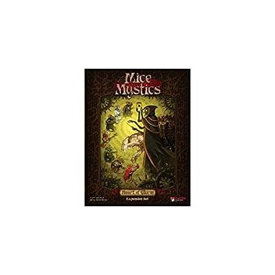Asmodee - Jeu de Plateau - Mice & Mystics