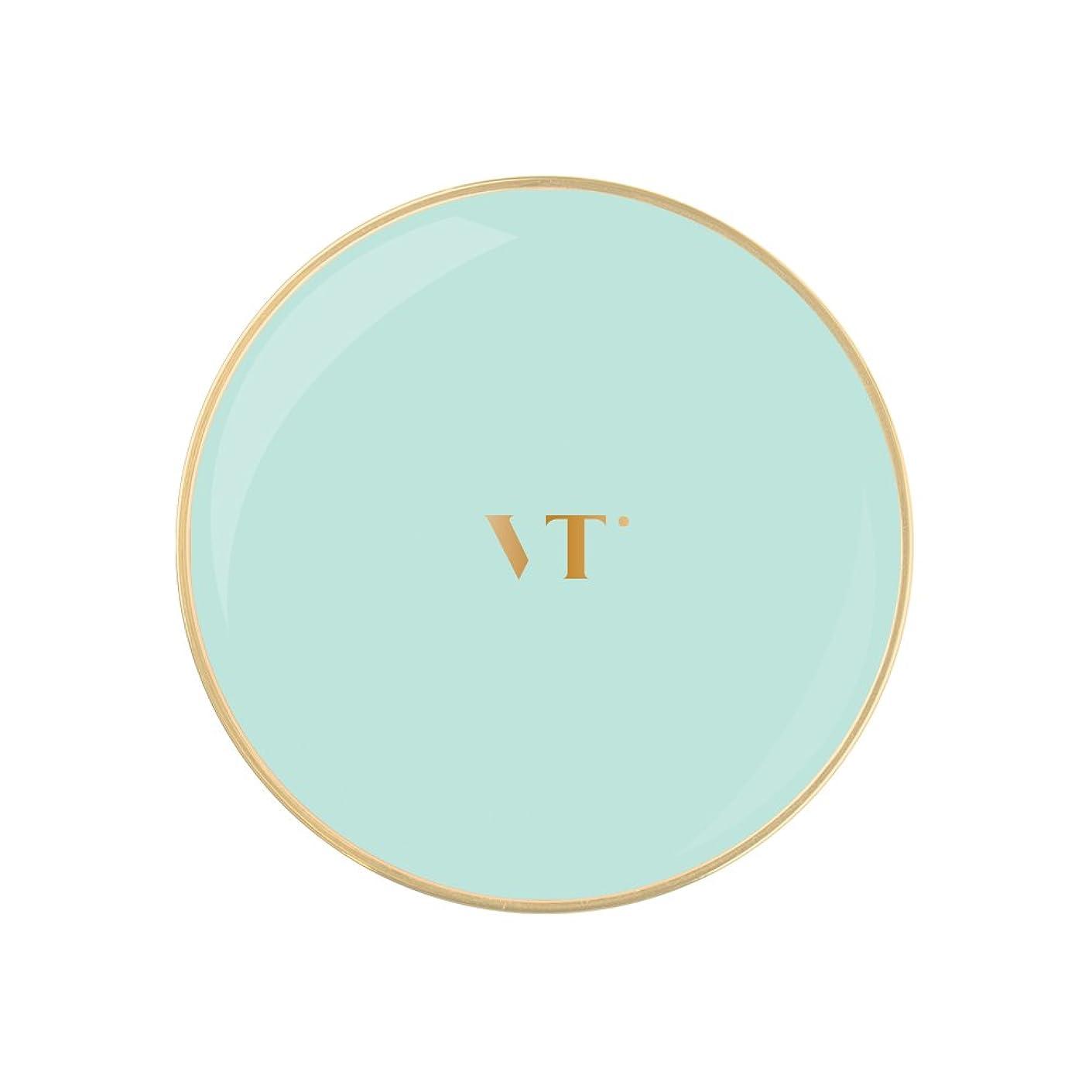 ブラウスさておき犠牲VT Blue Collagen Pact 11g/ブイティー ブルー コラーゲン パクト 11g (#21) [並行輸入品]