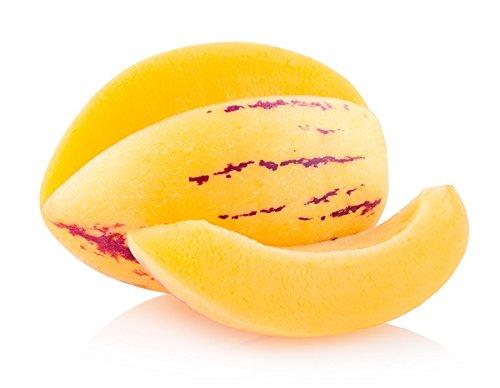 Melón pera, semillas de pepino - Solanum muricatum