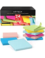 Arteza 3x3 Inches Sticky Notes