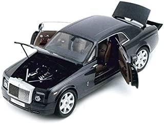 Original Kyosho 1/18 Rolls-Royce Phantom Coupe (dark silver / Darkest Tungsten) (japan import)