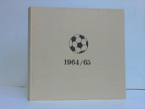 Um Tore und Punkte. Band 2: 30 Tage Bundesliga 1964/65 in Bild, Text und Tabellen
