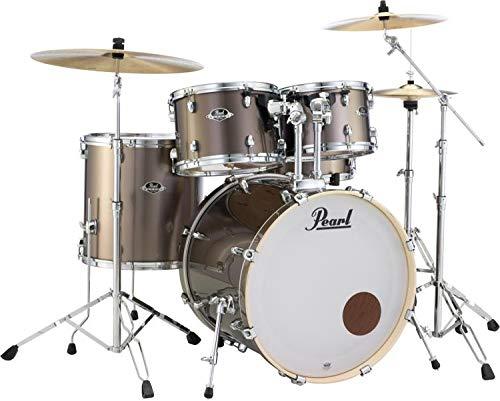 Pearl Export EXX 5-Piece Drum Set with Cymbals Hardware - Bronze